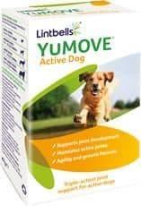 Lintbells yumove active dog tablets